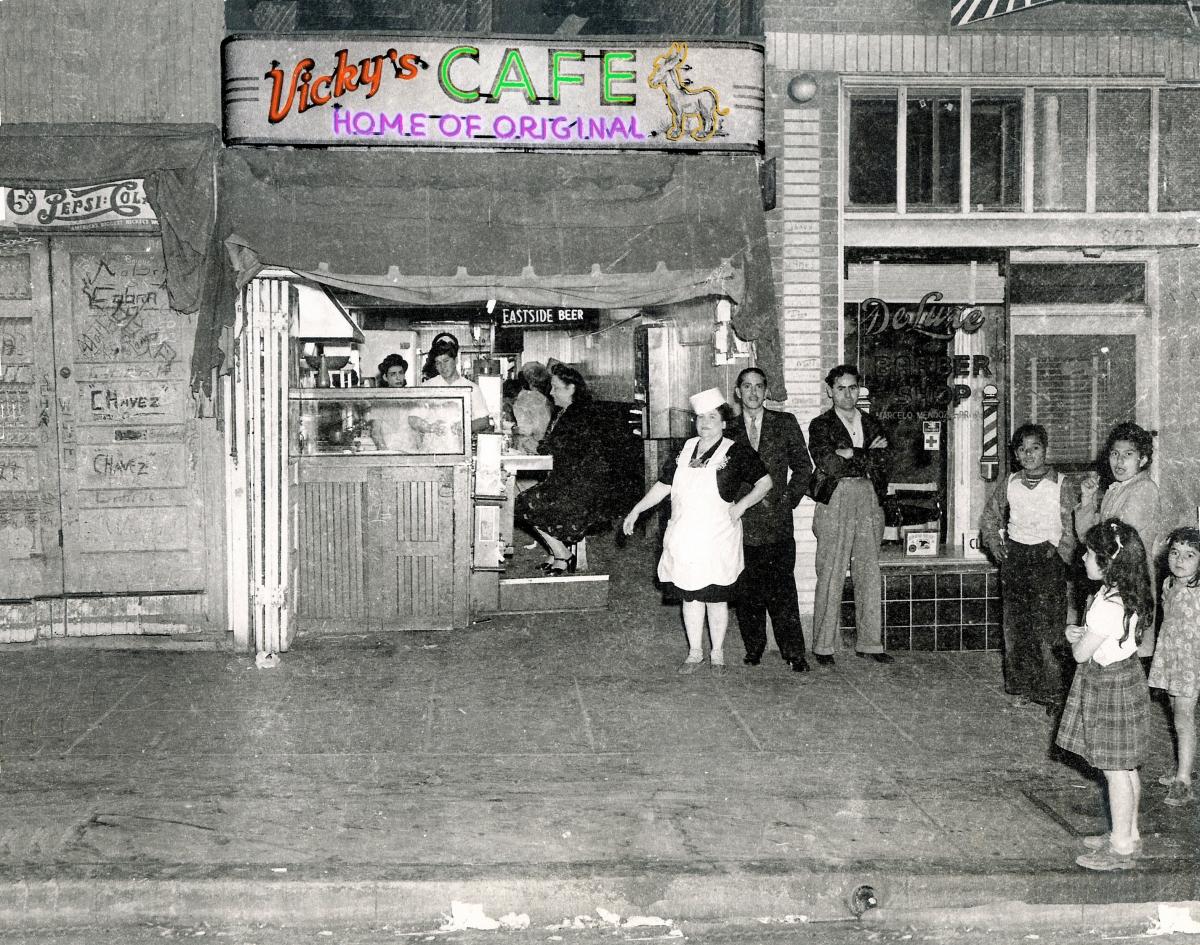 The Original Burrito - cover